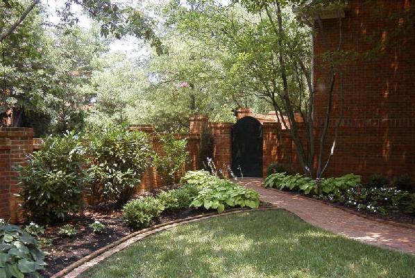 Landscaping Mulch Lexington Ky : Landscape architecture lexington ky projects residential